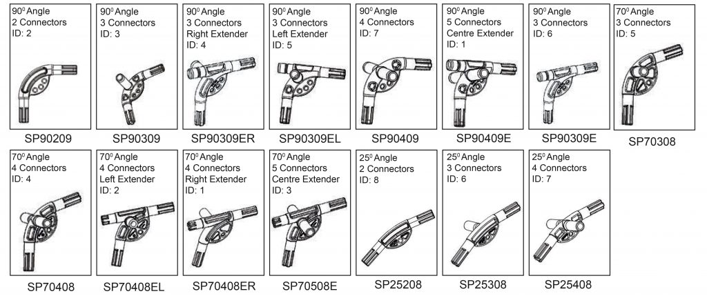 Tube Joiners And Connectors